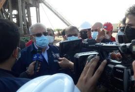 وزیر نفت: ۱۵۳ میلیارد بشکه نفت قابل استحصال داریم