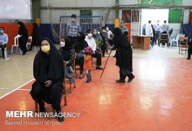 تهران حداقل ۹۵ مرکز جدید واکسیناسیون نیاز دارد