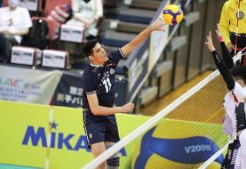 چین حریف ایران در نیمهنهایی والیبال قهرمانی آسیا شد