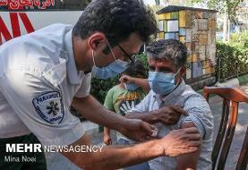 ۲۸ میلیون و ۳۸۲ هزار ایرانی یک دوز واکسن کرونا زده اند
