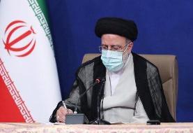 رئیسی درگذشت پدر شهیدان شریفیان خوزانی را تسلیت گفت