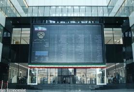 افزایش صفهای فروش  و سقوط قیمتها در بورس