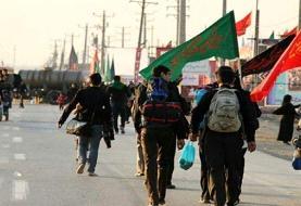 ناجا: مرزهای چهارگانه زمینی برای زائران ایرانی اربعین بسته است