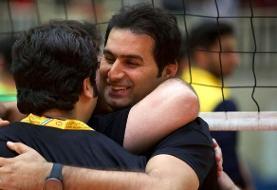 مربی سابق والیبال ایران درگذشت