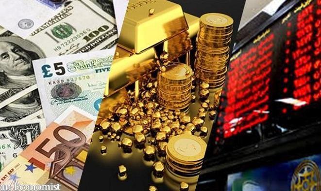 کاهش نرخ دلار و یورو بر تابلوی صرافی ملی