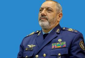 امیر نصیرزاده، جانشین رئیس ستاد کل نیروهای مسلح شد