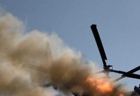 سقوط ۲ بالگرد وابسته به ارتش حفتر در شرق لیبی