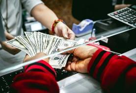 نرخ دلار و یورو کاهش یافت
