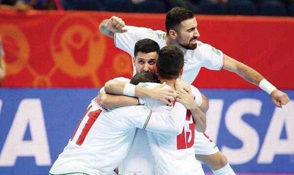 تساوی، نتیجه مطلوب تیم ملی فوتسال مقابل آرژانتین