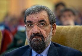 محسن رضایی از دبیری مجمع تشخیص استعفا داد