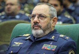 امیر نصیرزاده جانشین رئیس ستاد کل نیروهای مسلح شد