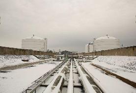 درخواست تولیدکنندگان برای کاهش صادرات گاز آمریکا