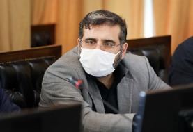 وزیر ارشاد می گوید مسئولیت شبکه نمایش خانگی با سازمان سینمایی است