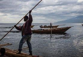 هشدار طغیانِ طویل ترین دریاچه آب شیرین جهان در قاره آفریقا و آوارگی ساکنان محلی