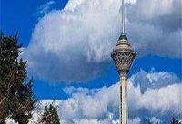 هوای تهران قابل قبول است/ پیش&#۸۲۰۴;بینی کاهش کیفیت هوا
