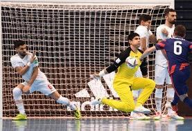 تمرکز برای دیدار با ازبکستان، دستور کار تیم ملی فوتسال ایران پس از شکست ...