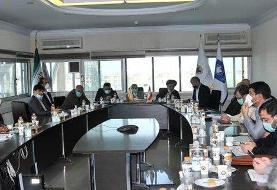 بازدید جمعی از نمایندگان تهران و نیکزاد از ایپکو