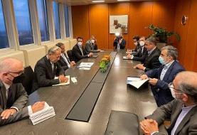 جزئیات دیدار اسلامی با مدیرکل آژانس در وین
