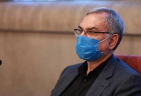 وزیر بهداشت: بیش از ۵۰ درصد مردم واکسینه شدند/لاک داون هوشمند برقرار شود
