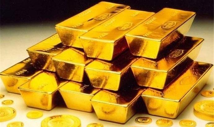 روند کاهشی قیمت طلای  جهانی ازسرگرفته شد