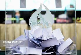 انتخابات کمیته المپیک و فدراسیونهای بلاتکلیف!