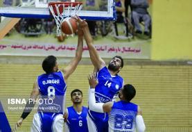 گروهبندی لیک بسکتبال مشخص شد/ آغاز مسابقات از ۲۴ مهر