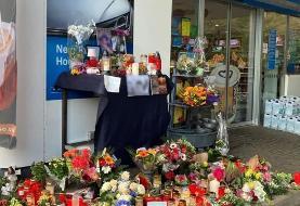 قتل بر سر ماسک در فروشگاه در آلمان