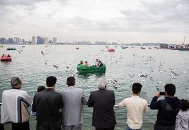 شبیهسازی عملیات والفجر ۸ در دریاچه خلیج فارس
