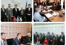 بررسی آخرین تحولات و روابط چند جانبه در نشست ایران، آذربایجان و ترکیه
