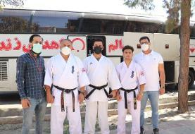 استقبال گسترده اهالی ورزش فارس از طرح نذر خون