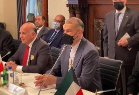 وزیر خارجه در جلسه پیگیری «نشست بغداد»: همواره بر گفتگوهای درون منطقهای تاکید داشته ایم