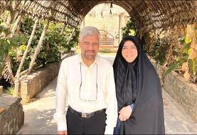 همسر صادق آهنگران از ایستادگی زنان خرمشهر می گوید |  نگهبان ویرانهها