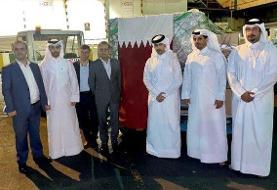 ارسال کمک های پزشکی قطر به ایران برای مقابله با کرونا