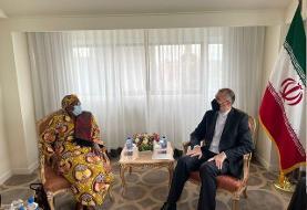 دعوت امیرعبداللهیان از وزیر خارجه «نامبیا» برای سفر به ایران