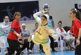 هندبال بانوان آسیا/ ایران از صعود به فینال بازماند