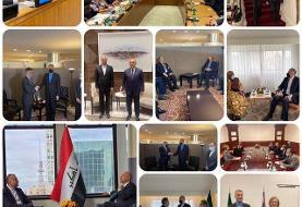 فعالیتهای وزیر خارجه در روز دوم مجمع عمومی سازمان ملل
