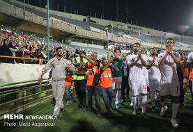 خبرخوش برای تیم ملی فوتبال ایران در مسیر جام جهانی۲۰۲۲