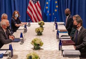 گفتوگوی جوزپ بورل و آنتونی بلینکن درباره مذاکرات وین