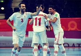ایران یکی از ترسناکترین تیمهای جامجهانی است
