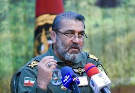 فرمانده هوانیروز ارتش:  اسرائیل بداند اگر دست از پا خطا کنید روی سرشان خراب خواهیم شد