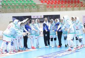 تیم ملی هندبال زنان ایران از کسب مدال آسیا بازماند/ چهارمی ایران با کسب ...