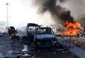 انفجار انتحاری در موگادیشو پایتخت سومالی