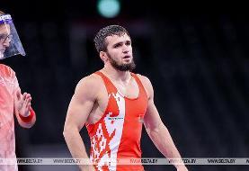 نایب قهرمان کشتی المپیک: می خواهم به MMA بروم