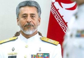 دریادار سیاری: تهدیدات ایجاب میکند آمادگیهای عملیاتی خود را ارتقا دهیم