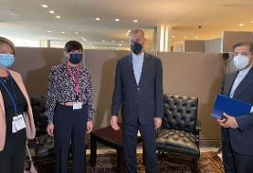 دعوت امیر عبداللهیان از وزیر خارجه نروژ برای سفر به ایران