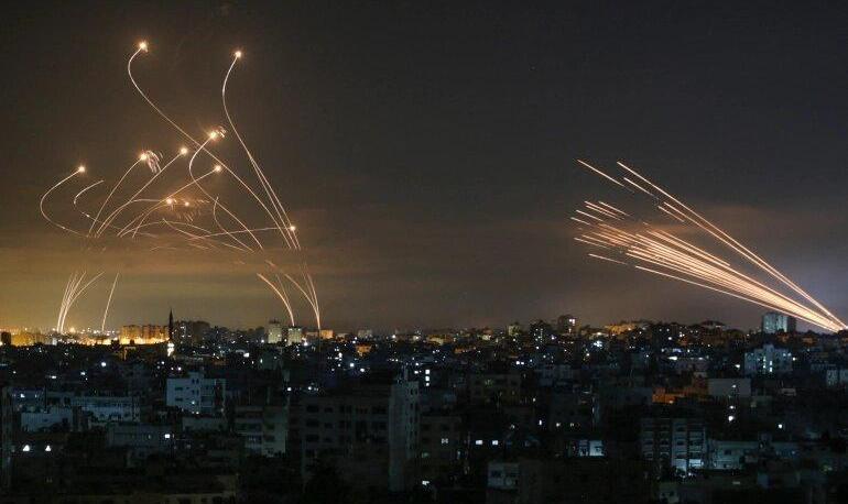 مجلس نمایندگان آمریکا کمک یک میلیارد دلاری به گنبد آهنین اسرائیل را ...
