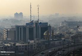 مراقب باشید، هوای تهران ناسالم شد