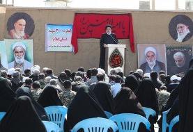 رئیسی: در مسیر شهدایی مانند حاج قاسم سلیمانی خواهیم بود