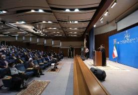 رئیس جمهور: رفع مشکلات و تنگناهای کشور با روحیه «ما میتوانیم» امکانپذیر است