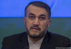 امیرعبداللهیان: به دنبال ترک میز مذاکره نیستیم